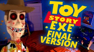 TOY STORY.EXE FINAL VERSION - CHILDHOOD DESTROYED FOREVER!