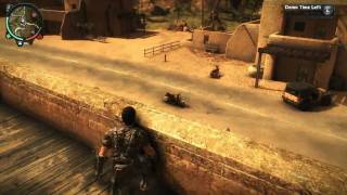 Just Cause 2 Demo PC Gameplay 5870 HD