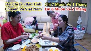 Vào Nhà Chị 7 Làm Bánh Mì Thịt Việt Nam, Bị Thất Bại (Vietnamese Sandwich) [Cuộc Sống Hàn Quốc]