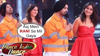 Dance India Dance 2019 - Kareena Kapoor And Diljit Dosanjh CUTE Moments Are Hard To Miss