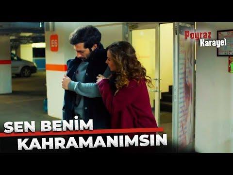 Ayşegül, Poyraz'ın Hayatını Kurtardı - Poyraz Karayel 13. Bölüm