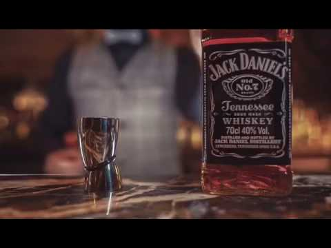How to mix Jack Daniels