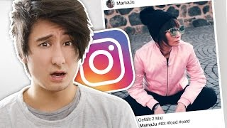 my MOM became an INSTAGRAM-MODEL| Julien Bam