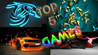 TOP 5 OFFLINE GAMES UNDER 100 MB | ANDROID/iOS [2018]