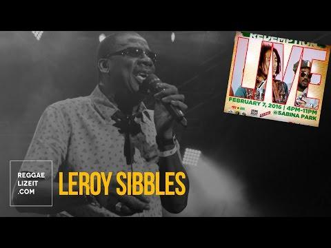 Leroy Sibbles live @ Redemption LIVE 2016