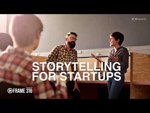 Storytelling Classroom #2: Startup Storytelling