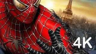Spider Man 3 || Best Fight  Scene || Spider Man vs  Venom ||  2007 |   Blu-ray HD |