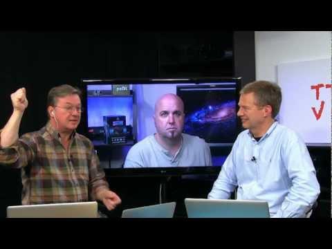 StudioTech Live!: 77 - Starting a video Podcast - Blackmagic Television Studio / Wirecast
