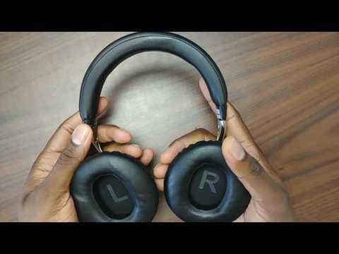 MixCder MS301 Bluetooth HEADPHONES! FEEL THE BASS!
