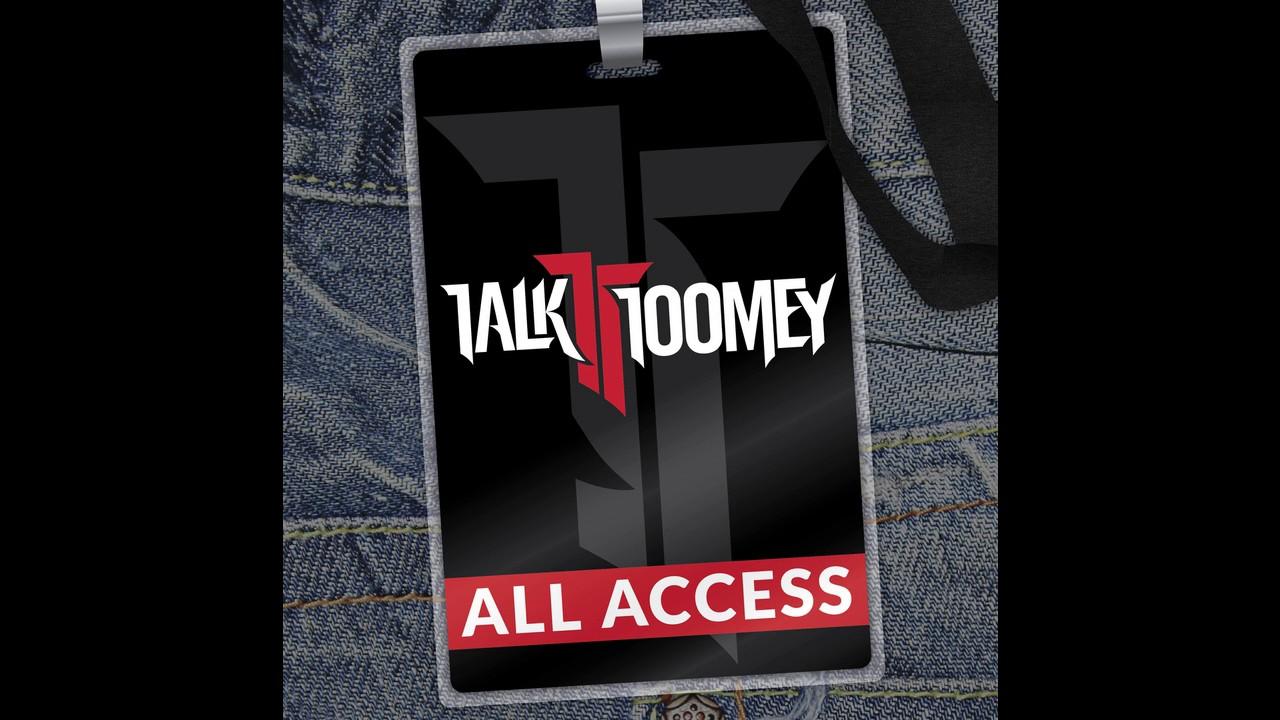 Mina Caputo  Life of Agony  on Talk Toomey Ep  83
