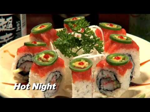 desertdining.tv • WASABI  Sushi bar