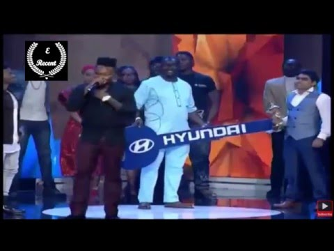 Watch Lil Kesh And Kiss Daniel Reaction To Reekado Banks  Named Winner Of Headies 2015 Next Rated