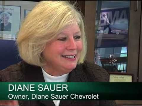 4 4 11 Regional Chamber Report Feat Diane Sauer Chevrolet Youtube