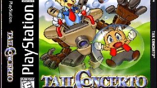 Awesome PlayStation Games: Tail Concerto Review