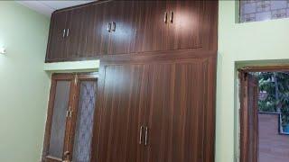 Bedroom में ! Wardrobe सबसे सस्ती कैसे बनाते हैं ? Dressing Cabinet Wardrobe Kitchen Vanity Design