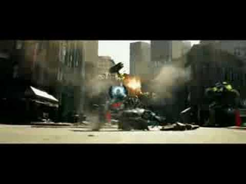 Transformers - Leftfield - Africa Shox (Sub 6 RMX) Clip