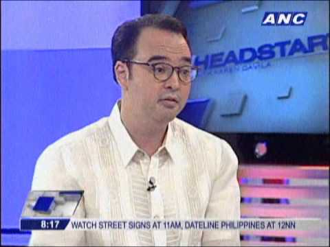 Cayetano claims to know Iqbal's real name