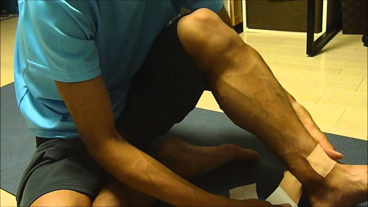 足 根 管 症候群