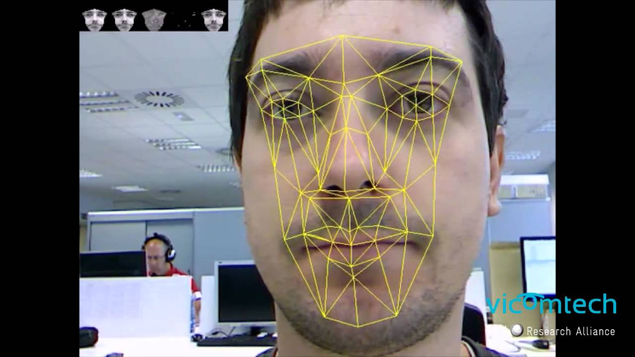 Real-Time Adaptive 3D Face Tracking and Eye Gaze Estimation