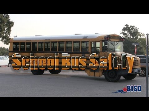 Brazosport ISD School Bus Safety