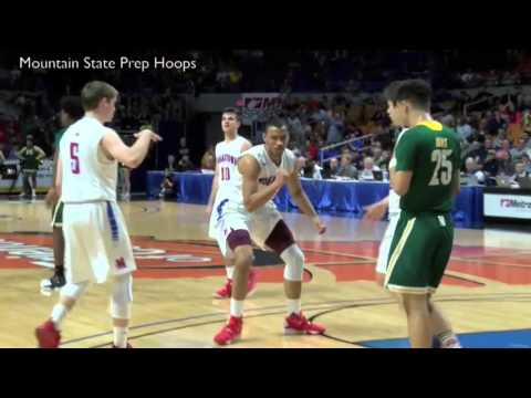 2016 WV Class AAA Boys Basketball Championship Highlights