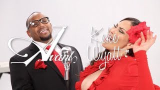 "Behind the scenes Avant Featuring Keke Wyat ""You and I"""