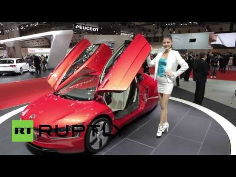 Japan: Tokyo Motor Show reveals a new level of innovation