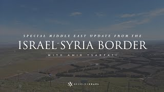 Amir Tsarfati: Middle East Update, November 11, 2019