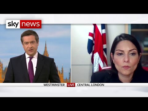Sky News Breakfast: the government's new immigration plans