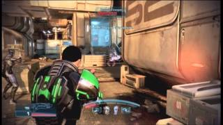 Mass Effect 3: Testing the Claymore Soldier with Incendiary Ammo and Concussive Shot
