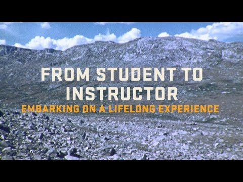 NOLS | From Student To Instructor