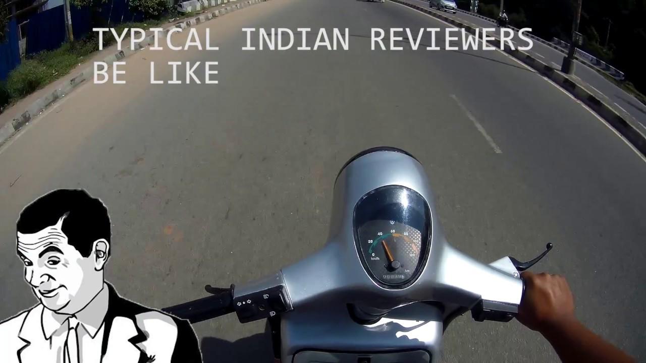 Bajaj Chetak 4Stroke Review (In Hyderabadi)