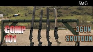 Competition 101: The 3Gun Shotgun