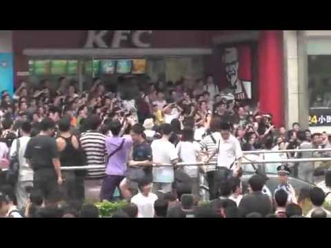 保卫粤语- Protect Cantonese language, Protest Mandarin