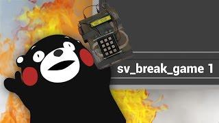 Top 3 Game Breaking Console Commands ★ CS:GO