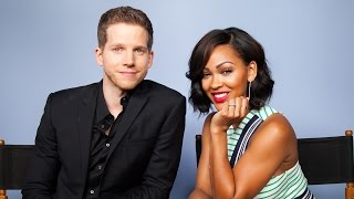 Minority Report 2015! Meagan Good! Stark Sands! TCA!