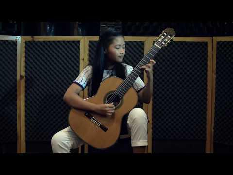 SEA Guitar Young Artist Awards Thailand 2018