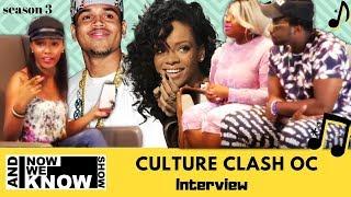 S3:E3 | Chris Brown Album + Rihanna Rap Review With Culture Clash OC