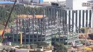 Extreme Building In China - 57 Stories In 19 Days! Time-lapse