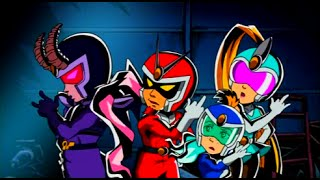 Viewtiful Joe: Red Hot Rumble - All Cutscenes