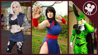 Dragon Ball Z Characters In Real Life | Best DBZ Cosplay