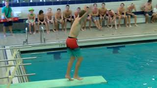 2019 Homecoming Belly Flop Competition