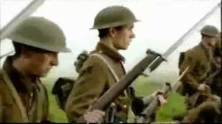 WW1 Somme July 1916 British Army vs German Army