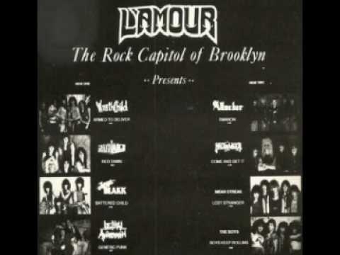 """L'AMOUR ROCKS 03 Jett Blakk """"Battered Child"""""""