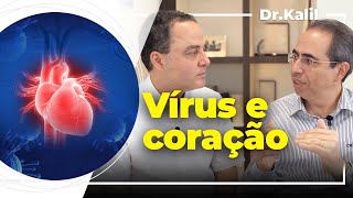 Vírus podem afetar o coração?
