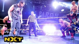 Corbin & Rhyno vs. The Ascension – Dusty Rhodes Classic First Round Match: WWE NXT, Sept. 2, 2015