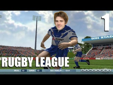 Rugby League - Part 1