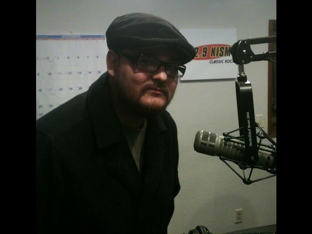 """Tom Taylor on """"Locals Only"""" - KISM 92.9 FM, Bellingham, WA"""