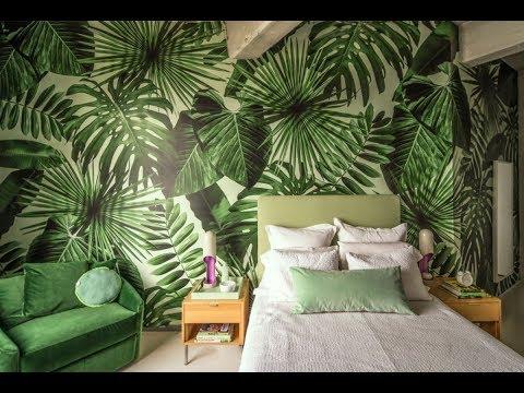 Квартира в тропическом стиле по прежнему актуальный Дизайн