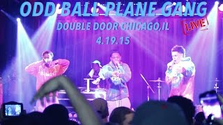 Odd Ball Plane Gang Live At Double Door 4.19.15